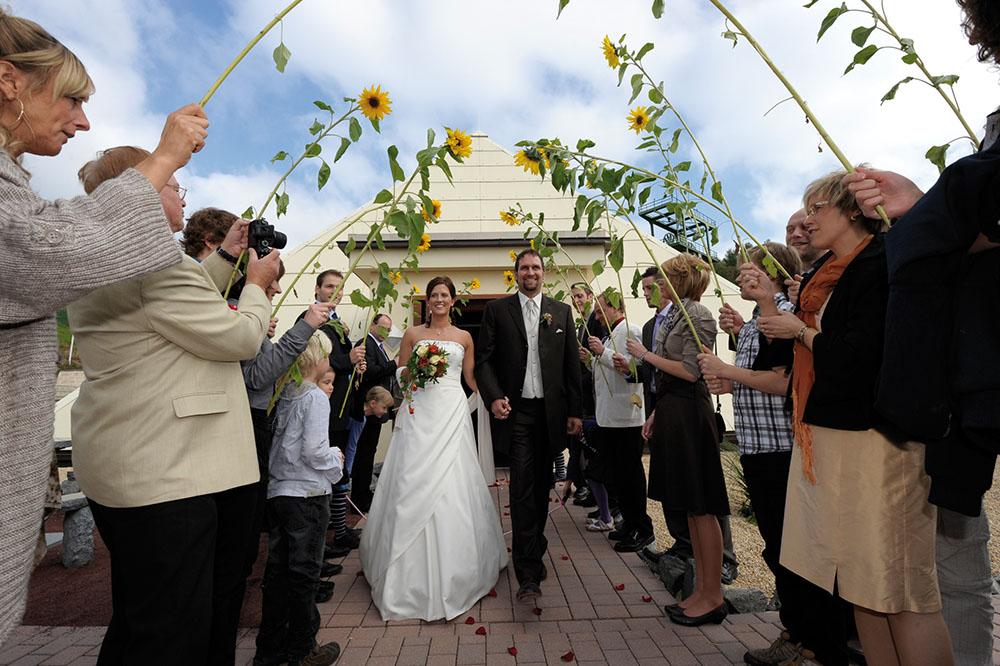 Hochzeiten Galileo Park